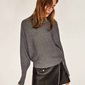 Zara | Batwing sleeve sweater
